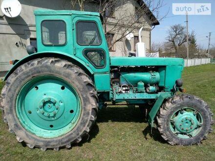 Зеленый ЛТЗ Т-40АМ, объемом двигателя 4.1 л и пробегом 1 тыс. км за 5800 $, фото 1 на Automoto.ua