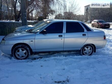 Сірий Лада 2110, об'ємом двигуна 1.6 л та пробігом 175 тис. км за 3300 $, фото 1 на Automoto.ua