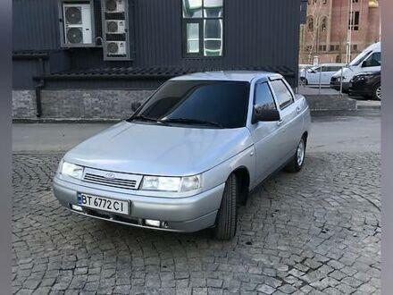 Серый Лада 2110, объемом двигателя 1.6 л и пробегом 170 тыс. км за 4200 $, фото 1 на Automoto.ua