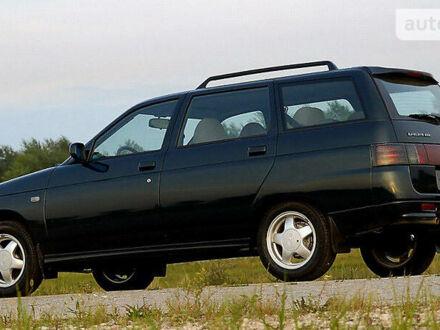 Черный Лада 2111, объемом двигателя 1.6 л и пробегом 2 тыс. км за 8857 $, фото 1 на Automoto.ua