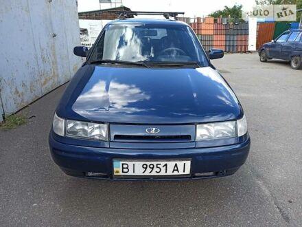 Синій Лада 2111, об'ємом двигуна 1.6 л та пробігом 165 тис. км за 3500 $, фото 1 на Automoto.ua