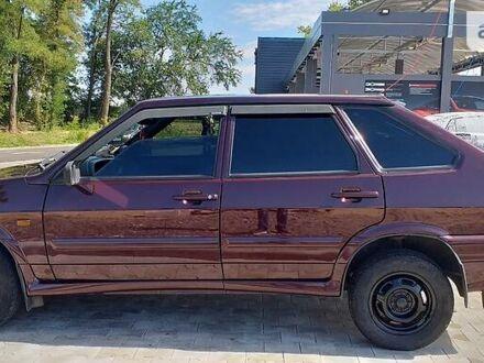Червоний Лада 2114, об'ємом двигуна 1.6 л та пробігом 91 тис. км за 3700 $, фото 1 на Automoto.ua