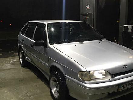 Сірий Лада 2114, об'ємом двигуна 1.5 л та пробігом 215 тис. км за 2800 $, фото 1 на Automoto.ua