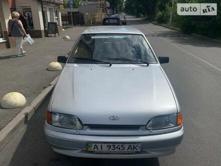 Серый Лада 2114, объемом двигателя 1.5 л и пробегом 75 тыс. км за 3100 $, фото 1 на Automoto.ua
