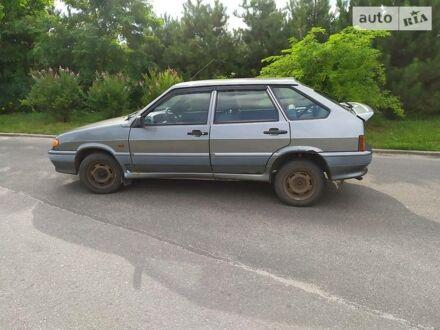 Серый Лада 2114, объемом двигателя 1.6 л и пробегом 140 тыс. км за 2200 $, фото 1 на Automoto.ua