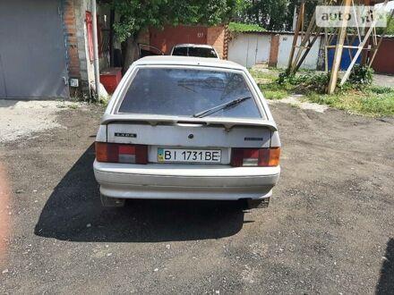 Серый Лада 2114, объемом двигателя 1.6 л и пробегом 270 тыс. км за 2300 $, фото 1 на Automoto.ua