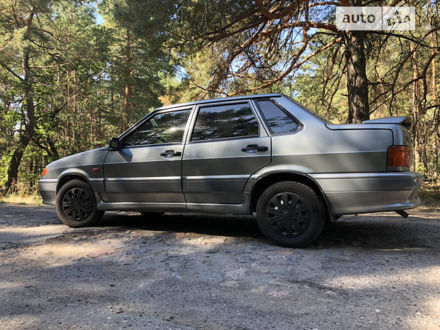 Сірий Лада 2115, об'ємом двигуна 1.5 л та пробігом 57 тис. км за 3800 $, фото 1 на Automoto.ua