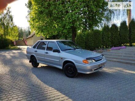 Серый Лада 2115, объемом двигателя 1.6 л и пробегом 106 тыс. км за 2900 $, фото 1 на Automoto.ua