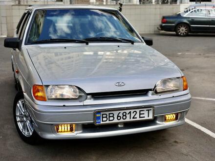 Сірий Лада 2115, об'ємом двигуна 1.6 л та пробігом 98 тис. км за 4000 $, фото 1 на Automoto.ua