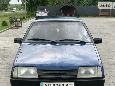 Синій Лада 2190, об'ємом двигуна 0 л та пробігом 25 тис. км за 2200 $, фото 1 на Automoto.ua