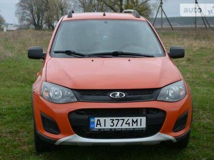 Оранжевый Лада 2194, объемом двигателя 1.6 л и пробегом 130 тыс. км за 6000 $, фото 1 на Automoto.ua