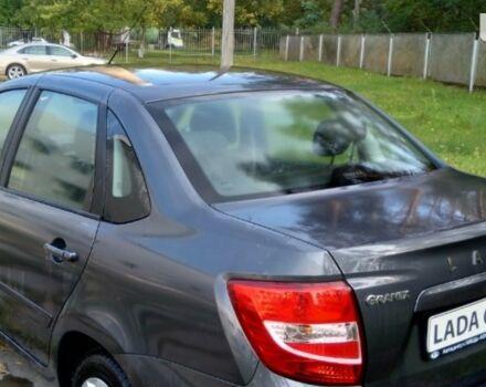 купить новое авто Лада Гранта 2021 года от официального дилера Либідь-АВТО Лада фото