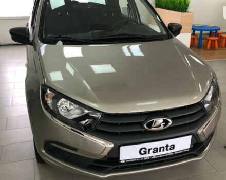 купить новое авто Лада Гранта 2021 года от официального дилера LADA Полтава-Авто Лада фото