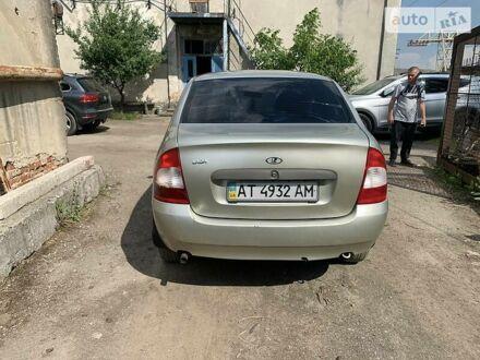 Серый Лада Калина, объемом двигателя 0 л и пробегом 248 тыс. км за 1900 $, фото 1 на Automoto.ua