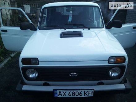Белый Лада Niva, объемом двигателя 1.7 л и пробегом 75 тыс. км за 7100 $, фото 1 на Automoto.ua
