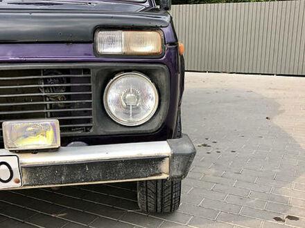 Фиолетовый Лада Niva, объемом двигателя 1.6 л и пробегом 87 тыс. км за 3300 $, фото 1 на Automoto.ua