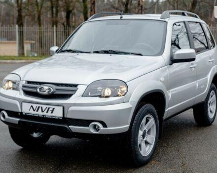 купить новое авто Лада Niva 2020 года от официального дилера Либідь-АВТО Лада фото