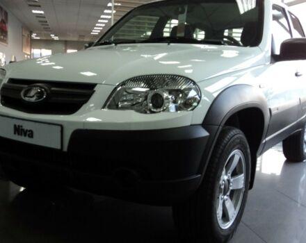 купити нове авто Лада Niva 2020 року від офіційного дилера Либідь-АВТО Лада фото