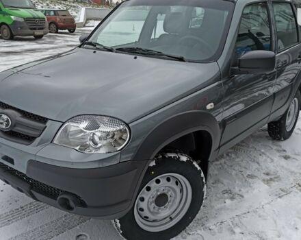 купить новое авто Лада Niva 2020 года от официального дилера Хмельниччина-Авто Лада фото