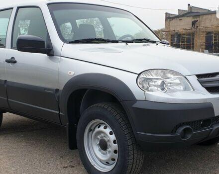 купить новое авто Лада Niva 2020 года от официального дилера «Одесса-АВТО» Лада фото