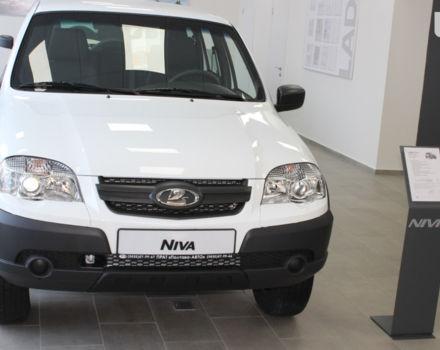 купити нове авто Лада Niva 2020 року від офіційного дилера LADA Полтава-Авто Лада фото