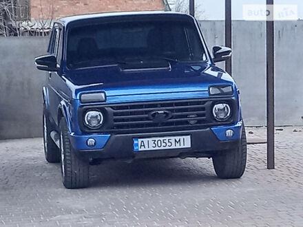 Синий Лада Niva, объемом двигателя 1.7 л и пробегом 140 тыс. км за 8500 $, фото 1 на Automoto.ua