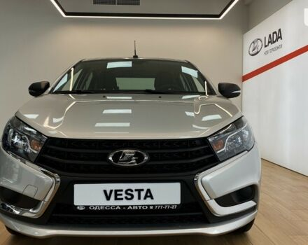 купить новое авто Лада Vesta 2021 года от официального дилера «Одесса-АВТО» Лада фото