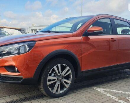 купити нове авто Лада Vesta 2021 року від офіційного дилера «Одеса-АВТО» Лада фото