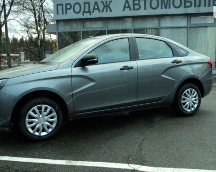 купити нове авто Лада Vesta 2021 року від офіційного дилера Либідь-АВТО Лада фото