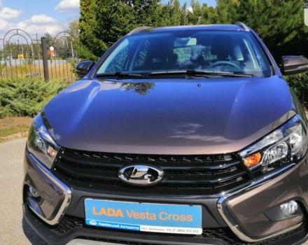 купити нове авто Лада Vesta 2021 року від офіційного дилера Харківський Автоцентр Лада фото