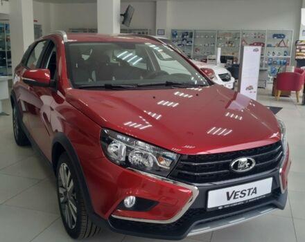 купить новое авто Лада Vesta 2021 года от официального дилера СУМИ-АВТО Лада фото