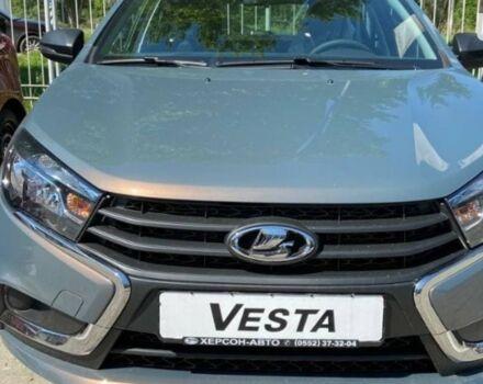 купить новое авто Лада Vesta 2021 года от официального дилера Херсон-Авто Лада фото