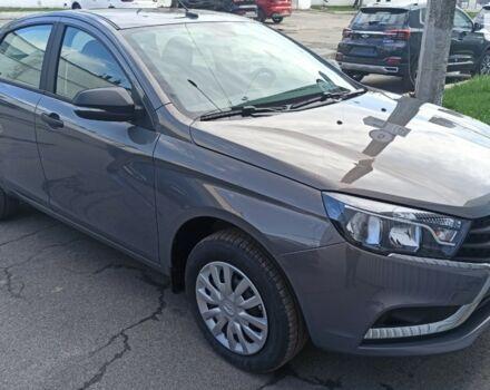 купити нове авто Лада Vesta 2021 року від офіційного дилера Хмельниччина-Авто Лада фото