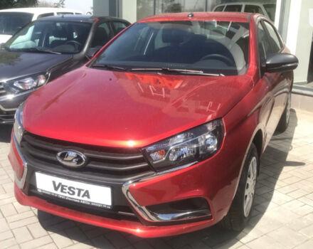купить новое авто Лада Vesta 2021 года от официального дилера LADA Полтава-Авто Лада фото