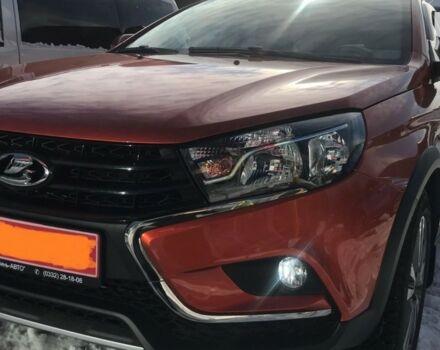 купить новое авто Лада Vesta 2021 года от официального дилера Волинь-Авто Лада фото