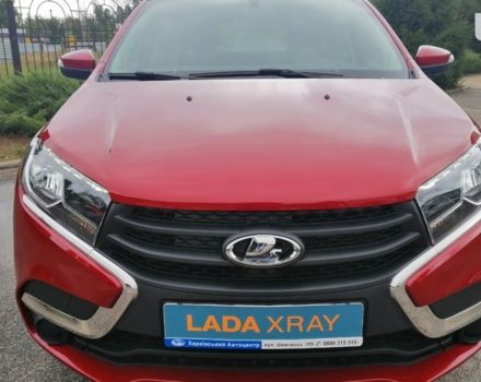 купити нове авто Лада Xray 2021 року від офіційного дилера Харківський Автоцентр Лада фото
