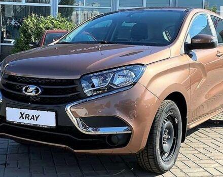 купити нове авто Лада Xray 2021 року від офіційного дилера АвтоХІТ Лада фото