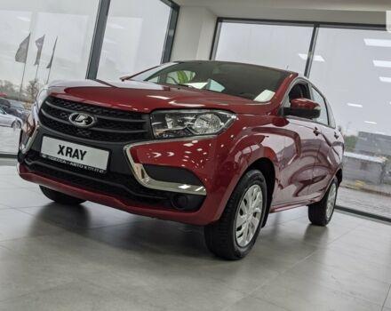 купить новое авто Лада Xray 2021 года от официального дилера «Одесса-АВТО» Лада фото