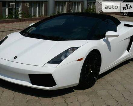 Білий Ламборджині Gallardo, об'ємом двигуна 5 л та пробігом 8 тис. км за 99999 $, фото 1 на Automoto.ua