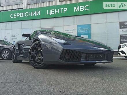 Черный Ламборджини Галлардо, объемом двигателя 5 л и пробегом 45 тыс. км за 85500 $, фото 1 на Automoto.ua