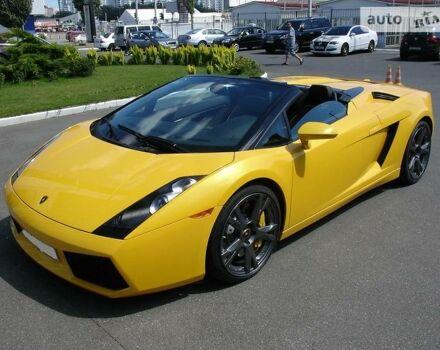 Ламборджини Галлардо, объемом двигателя 5 л и пробегом 2 тыс. км за 200000 $, фото 1 на Automoto.ua