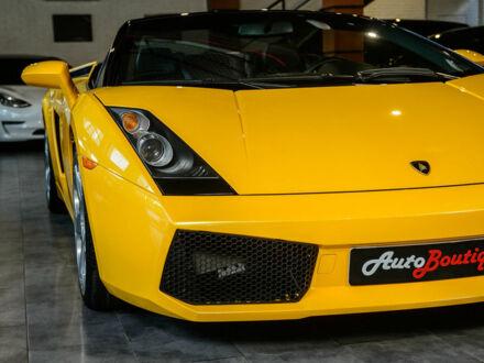 Оранжевый Ламборджини Галлардо, объемом двигателя 0 л и пробегом 6 тыс. км за 100000 $, фото 1 на Automoto.ua