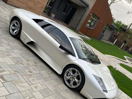 Белый Ламборджини Мурселаго, объемом двигателя 6.5 л и пробегом 10 тыс. км за 220000 $, фото 1 на Automoto.ua