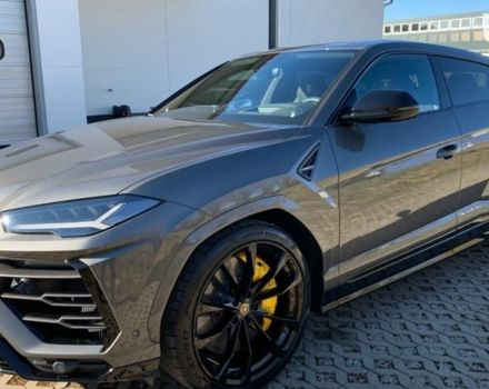 купить новое авто Ламборджини Урус 2021 года от официального дилера VIPCAR Ламборджини фото