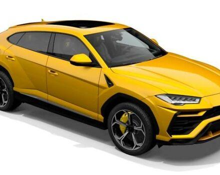 Оранжевый Ламборджини Урус, объемом двигателя 4 л и пробегом 2 тыс. км за 300000 $, фото 1 на Automoto.ua