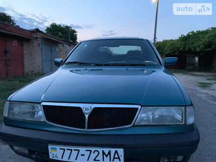 Синій Лянча Dedra, об'ємом двигуна 2 л та пробігом 297 тис. км за 2000 $, фото 1 на Automoto.ua