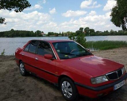 Красный Лянча Дебра, объемом двигателя 1.6 л и пробегом 280 тыс. км за 1700 $, фото 1 на Automoto.ua