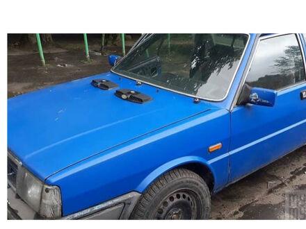 Синий Лянча Призма, объемом двигателя 1.6 л и пробегом 236 тыс. км за 800 $, фото 1 на Automoto.ua