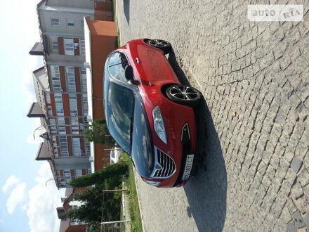 Красный Лянча Ипсилон, объемом двигателя 0.88 л и пробегом 61 тыс. км за 7200 $, фото 1 на Automoto.ua