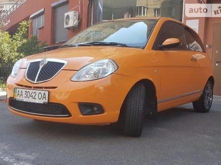 Оранжевый Лянча Ипсилон, объемом двигателя 1.4 л и пробегом 110 тыс. км за 4500 $, фото 1 на Automoto.ua